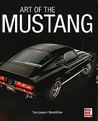 Buch Art of the Mustang
