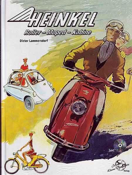 Buch Moped Handbuch Altes Wissen Neuauflage Von 1955