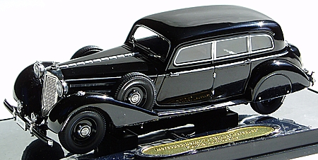 modellauto mercedes benz 770 gro er mercedes lim 1938. Black Bedroom Furniture Sets. Home Design Ideas