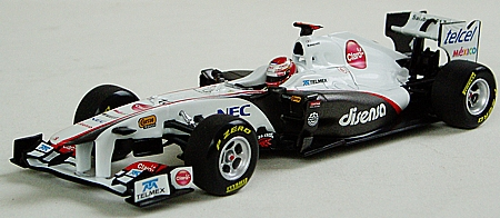 modellauto sauber f1 team c30 formel 1 2011 best nr. Black Bedroom Furniture Sets. Home Design Ideas