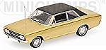 Modellauto Opel Commodore A 1966
