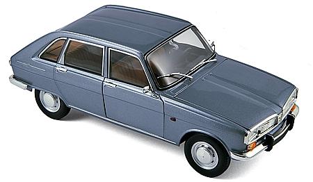modellauto renault 16 1968 best nr ma9189 oldtimer markt shop detailansicht artikel. Black Bedroom Furniture Sets. Home Design Ideas