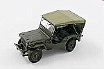 Modellauto Willys Jeep MB