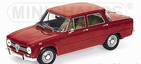 modellauto alfa romeo giulia 1300 1966 best nr. Black Bedroom Furniture Sets. Home Design Ideas