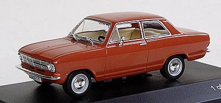 modell opel kadett b limousine 1970 best nr ms0869. Black Bedroom Furniture Sets. Home Design Ideas
