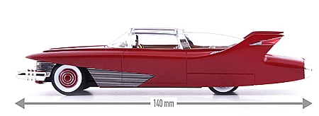 Modell DiDia 150 Dream Car USA-1960
