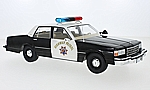 Modell Chevrolet Caprice California Highway Patrol  1987