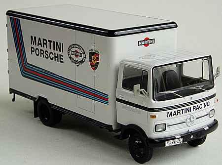 lkw modell mercedes benz lp608 kastenwagen best nr. Black Bedroom Furniture Sets. Home Design Ideas
