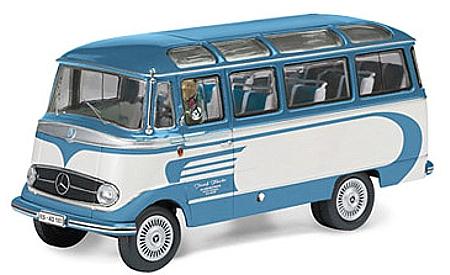 lkw modell mercedes benz o319 bus best nr mt0836. Black Bedroom Furniture Sets. Home Design Ideas