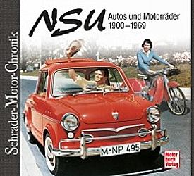 buch nsu autos und motorr der 1900 1969 best nr. Black Bedroom Furniture Sets. Home Design Ideas