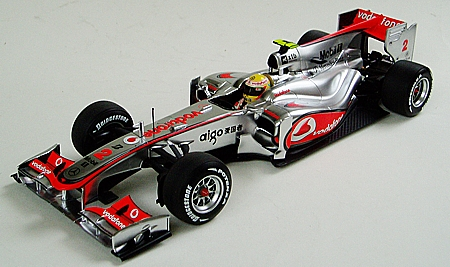 modellauto vodafone mclaren mercedes mp4 25 formel 1 2010. Black Bedroom Furniture Sets. Home Design Ideas