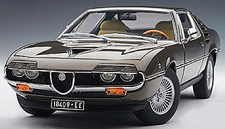 modellauto alfa romeo montreal baujahr 1972 best nr. Black Bedroom Furniture Sets. Home Design Ideas