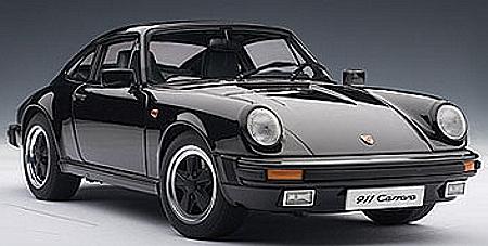 modellauto porsche 911 carrera coupe 3 2 baujahr 1988. Black Bedroom Furniture Sets. Home Design Ideas