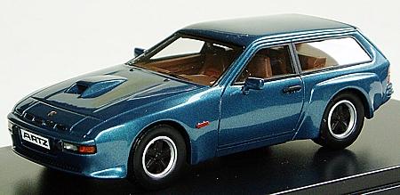 modell porsche 924 turbo kombi artz 1981 best nr. Black Bedroom Furniture Sets. Home Design Ideas