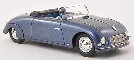 modell waibel porsche spezial cabriolet 1948 best nr. Black Bedroom Furniture Sets. Home Design Ideas