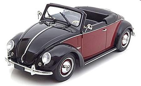 VW Käfer Typ 1  1950  Fertigmodell 1:43