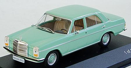 modell mercedes benz 200 8 w115 1968 best nr. Black Bedroom Furniture Sets. Home Design Ideas