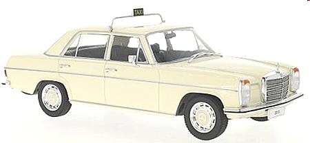 modell mercedes benz 220 d 8 w115 taxi best nr. Black Bedroom Furniture Sets. Home Design Ideas