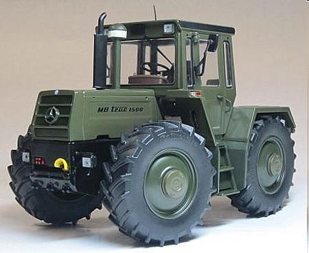 traktormodell mb trac 1500 w443 finnisches milit r 1980. Black Bedroom Furniture Sets. Home Design Ideas